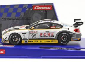 Digital 132 SlotCar BMW M6 GT3 #99 ROWE RACING  Carrera