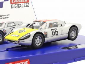 Digital 132 SlotCar Porsche 904 Carrera GTS #66 1000km Nürburgring 1966 1:32 Carrera
