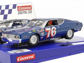 Digital 132 SlotCar Ford Torino Talladega #76 Ben Arnold 1970 1:32 Carrera