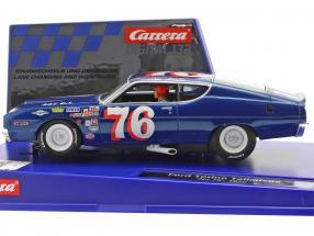 Digital 132 SlotCar Ford Torino Talladega #76 Ben Arnold 1970  Carrera