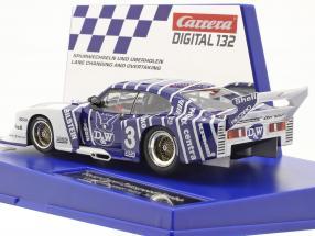 Digital 132 SlotCar Ford Capri Zakspeed Turbo #3 D&W-Zakspeed Team  Carrera