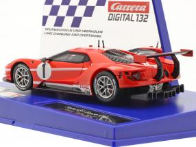 Digital 132 SlotCar Ford GT Race Car Time Twist #1  Carrera