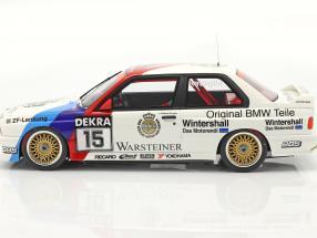BMW M3 (E30) Sport Evolution #15 Winner DTM 1989 R. Ravaglia  OTTOmobile