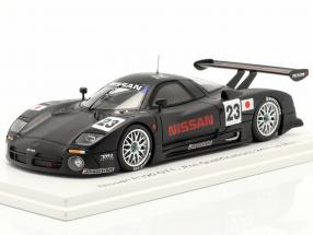 Nissan R390 GT1 #23 Pre-qualifications 24h LeMans 1997 1:43 Spark
