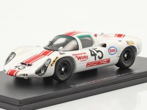 Porsche 910 #45 24h LeMans 1968 Hanrioud, Wicky 1:43 Spark