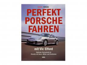 Book: Driving Porsche perfectly with Vic Elford / Edition Porsche Driver