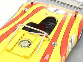 Porsche 917 Spyder #1 300km Imola Interserie 1971 J. Neuhaus