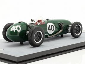 Cliff Allison Lotus 12 #40 4th Belgian GP formula 1 1958