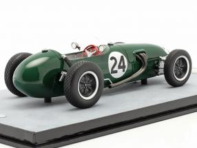 Cliff Allison Lotus 12 #24 6th Monaco GP formula 1 1958