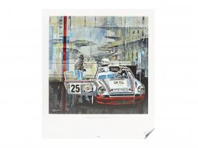 Book: The Porsche Art Book Christophorus Edition by Edwin Baaske