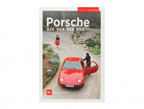 Book: Porsche 924, 944, 968 and 928 Moved Times by Thomas Fuths