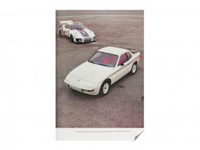 Buch: Porsche 924, 944, 968 und 928 Bewegte Zeiten von Thomas Fuths