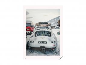 Book: GP Ice Race by Ferdinand Porsche and Vinzenz Greger