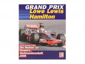 Book: Grand Prix - lion Lewis Hamilton by Achim Schlang