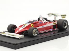 Gilles Villeneuve Ferrari 312T3 #12 formula 1 1978 1:18 GP Replicas