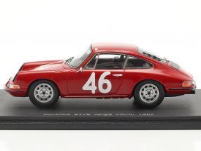 Porsche 911 S #46 Targa Florio 1967 Cahier, Killy