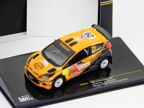 Ford Fiesta S2000 #29 winner S-WRC rally Portugal 2010 1:43 Ixo / 2nd choice