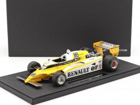 Rene Arnoux Renault RE20 Turbo #16 formula 1 1980 1:18 GP Replicas