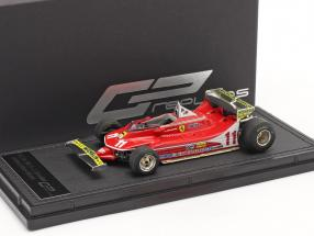 Jody Scheckter Ferrari 312T4 #11 formula 1 World Champion 1979 1:43 GP Replicas