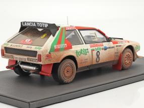Lancia Delta S4 #8 2nd Rallye SanRemo 1986 Dirty Version
