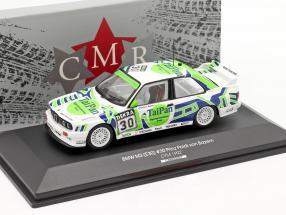 BMW M3 (E30) Sport Evolution #30 DTM 1992 Prinz Poldi von Bayern 1:43 CMR