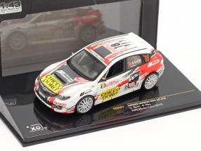 Subaru Impreza WRX STI #18 Rally Monte Carlo 2010 Burri, Rey 1:43 Ixo