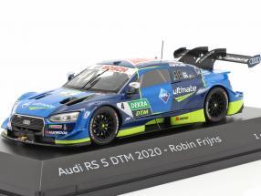 Audi RS 5 Turbo DTM #4 DTM 2020 Robin Frijns 1:43 Spark