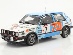 Volkswagen Golf II GTi 16V #7 5th Rallye Monte Carlo 1987 1:18 OttOmobile