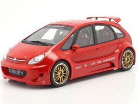 Citroen Sbarro Picasso Cup 2002 red 1:18 OttOmobile