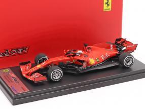 Sebastian Vettel Ferrari SF1000 #5 Austrian GP formula 1 2020 1:43 LookSmart
