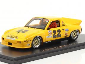 Porsche 914/4 #22 IMSA GTU Mid-Ohio 1982 W. Baker 1:43 Spark