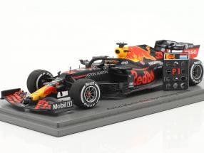 M. Verstappen Red Bull Racing RB16 #33 Winner 70th Anniversary GP F1 2020 1:43 Spark