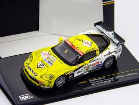 Chevrolet Corvette Z06 #4 winner 24h Spa 2009 1:43 Ixo / 2nd choice