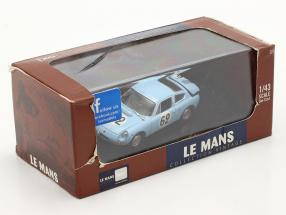 Simca Abarth 1300 #62 24h LeMans 1962 Balzarini, Albert 1:43 Ixo / 2nd choice