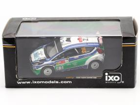 Ford Fiesta S2000 #28 X.Pons / A.Haro Winner S-WRC Mexico rally 2010   / 2nd choice