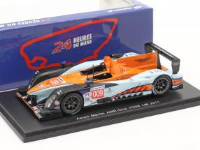 Aston Martin AMR-One #009 24h LeMans 2011 1:43 Spark