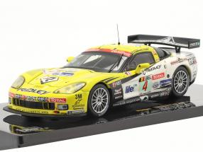 Chevrolet Corvette Z06 #4 Winner 24h Spa 2009 1:43 Ixo