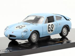 Simca Abarth 1300 #62 24h LeMans 1962 Balzarini, Albert 1:43 Ixo