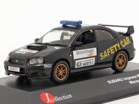Subaru Impreza WRX STI Safety Car Macau GP 2006 1:43 JCollection