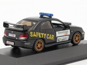 Subaru Impreza WRX STI Safety Car Macau GP 2006