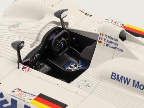 BMW V12 LMR #15 winner 24h LeMans 1999 BMW Motorsport  Minichamps