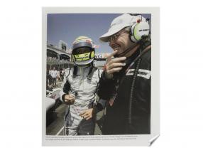Book: Hours of glory. The Mercedes formula 1 story of success