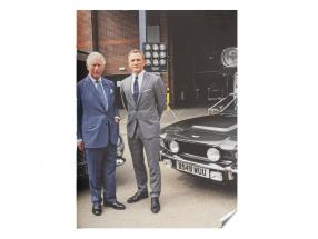 Book: Motor legends: James Bond / by Siegfried Tesche
