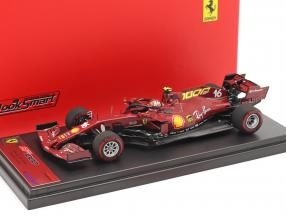 C. Leclerc Ferrari SF1000 #16 1000th GP Ferrari Toskana GP F1 2020 1:43 LookSmart