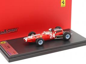 Bob Bondurant Ferrari 158 #24 USA GP formula 1 1965 1:43 LookSmart