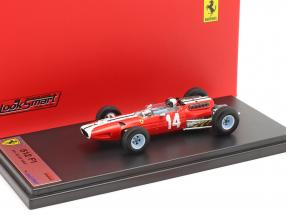 Pedro Rodriguez Ferrari 512 #14 5th USA GP formula 1 1965 1:43 LookSmart