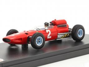 Lorenzo Bandini Ferrari 1512 #2 Belgian GP formula 1 1965 1:43 LookSmart