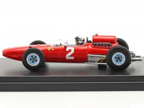 Lorenzo Bandini Ferrari 1512 #2 Belgian GP formula 1 1965