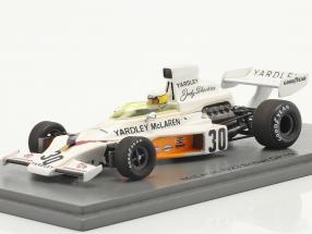 Jody Scheckter McLaren M23 #30 British GP formula 1 1973 1:43 Spark