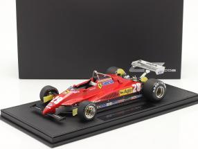 Mario Andretti Ferrari 126C2 #28 3rd Italian GP formula 1 1982 1:18 GP Replicas